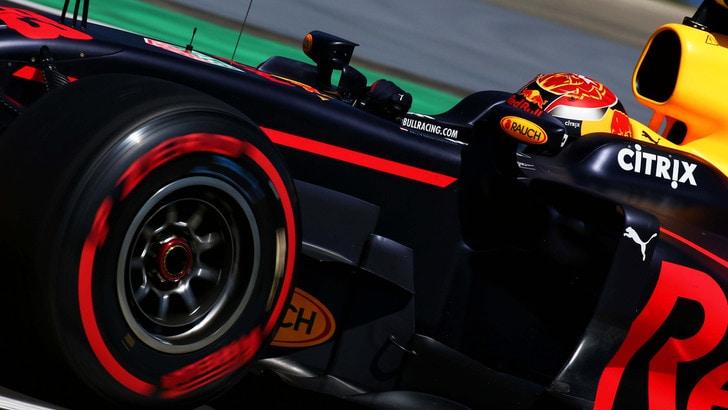F1 Red Bull, Ricciardo: