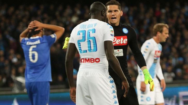 Calciomercato, Rafael Cabral: «Non vado via dal Napoli»