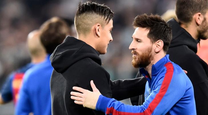Juventus, effetto Neymar: Real e Barça in pressing su Dybala