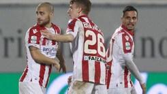 Coppa Italia, Vicenza scatenato: 4-1 alla Pro Piacenza