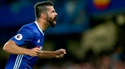 Ufficiale: accordo Chelsea-Atletico Madrid per Diego Costa