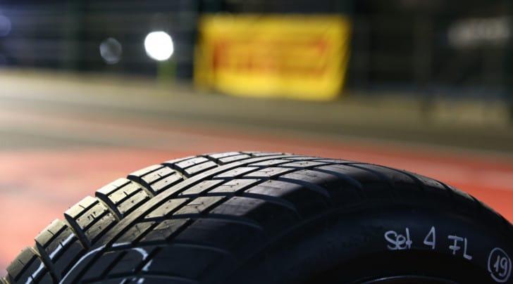 Pirelli, 13 mila gomme per una sola gara