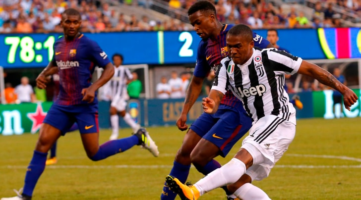 Juventus, Douglas Costa: «Champions League, ora tocca a noi»