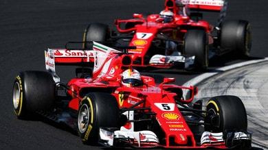F1, da Stoccarda una proposta per la Ferrari 2025