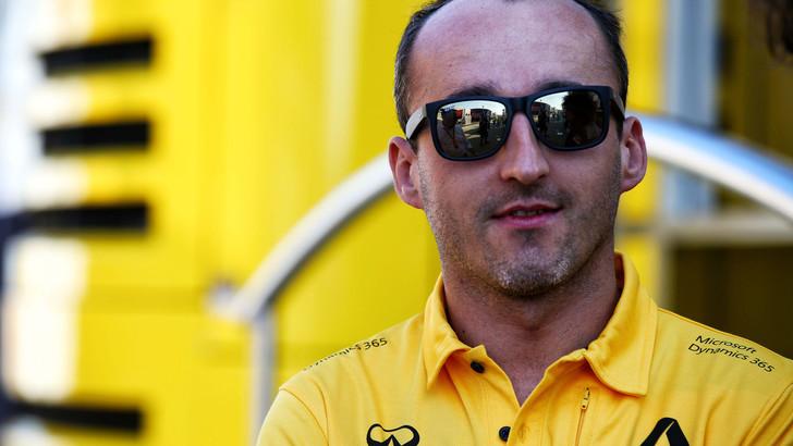 F1, Gp d'Italia: Kubica telecronista su Sky