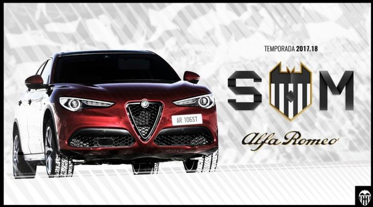Alfa Romeo torna in campo col Valencia