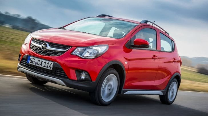 Opel Karl Rocks, il Suv mini e smart: prova