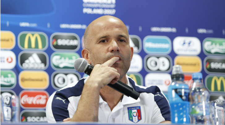 Nazionale Under 21, Luigi Di Biagio confermato ct