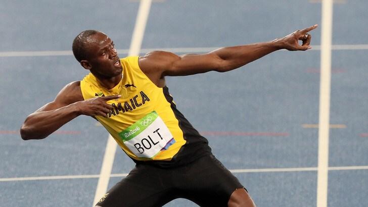 Mondiali Atletica, 100 metri: Bolt d'oro a 1,38