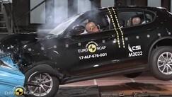 Alfa Romeo Stelvio, massimo dei voti nei crash test