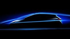 Nissan Leaf, primo teaser della nuova generazione