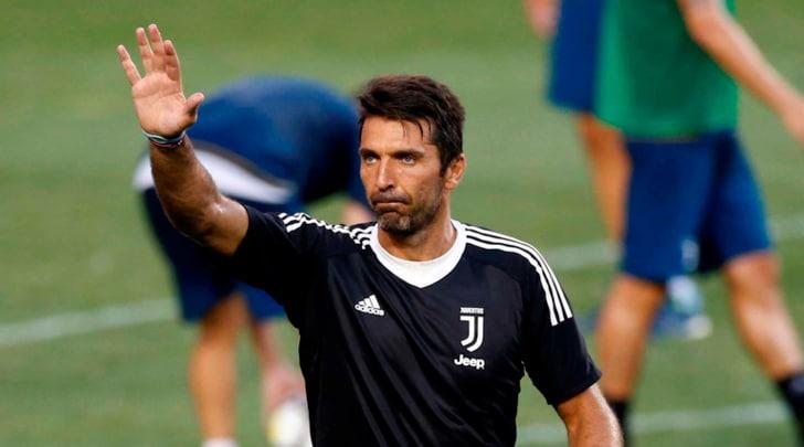 Juventus: l'ultimo anno di Buffon, o forse no...