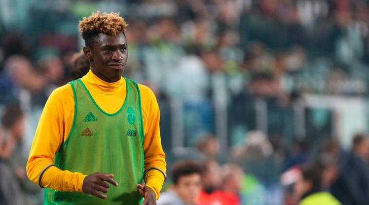 Juventus, Kean intriga e adesso rimane