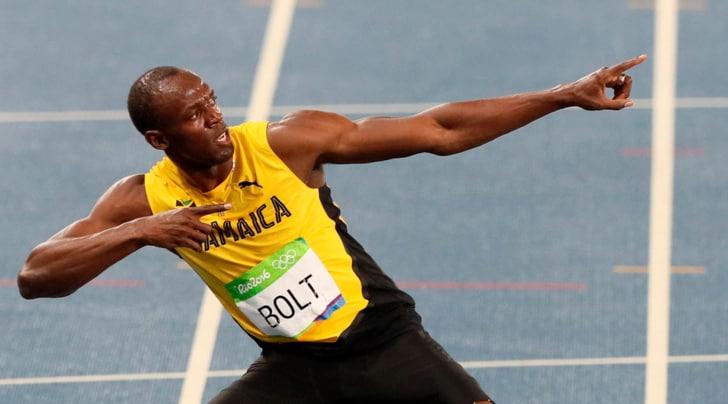 Atletica, l'addio di Usain Bolt: gli ultimi 100 metri del Fulmine