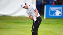 Golf: Paratore sale al 13° posto del Bridgestone Invitational, male Molinari