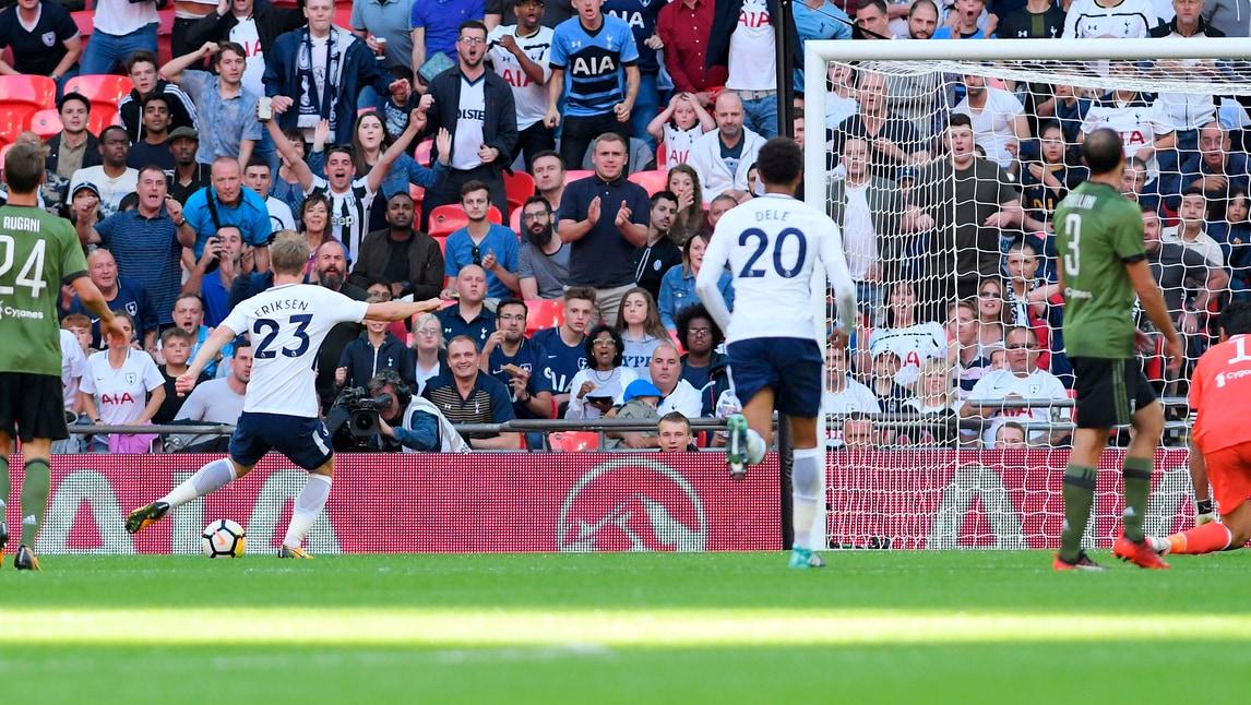 Tottenham-Juventus 2-0: Allegri ko a Wembley