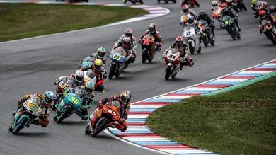 Moto3: Arbolino con lo Snipers Team nella prossima stagione