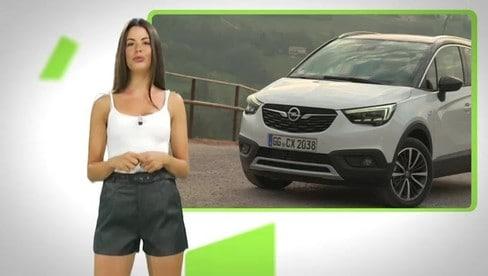 Tre motivi per comprarla: Opel Crossland X