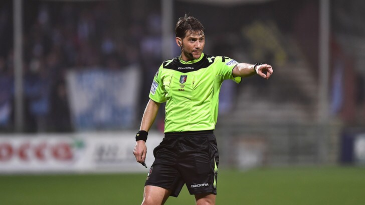 Coppa Italia, gli arbitri del terzo turno: Torino-Trapani a Pasqua