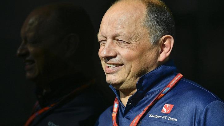 F1, Vasseur: «I giovani della Ferrari? Perché no?»