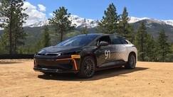 FF91, l'elettrica da 1000 cv batte anche la Tesla