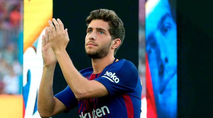 Dalla Spagna: «Juventus, 40 milioni per Sergi Roberto»