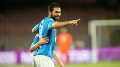 Serie A Napoli, Albiol: «Per lo scudetto non c'è solo la Juventus»