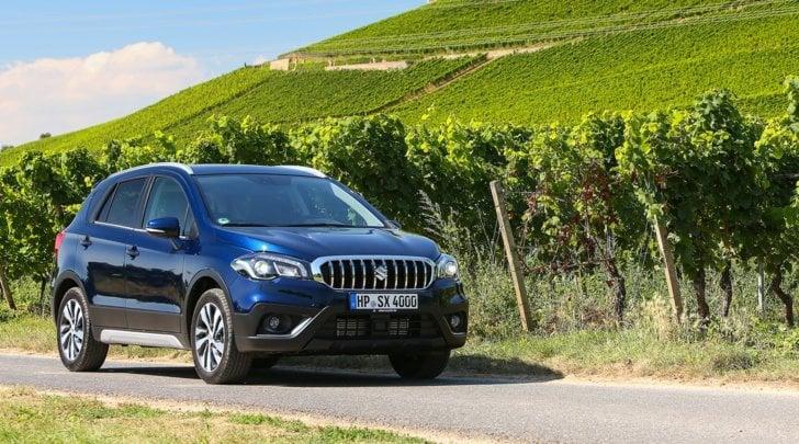 Suzuki S-Cross, versatilità nipponica: la prova su strada