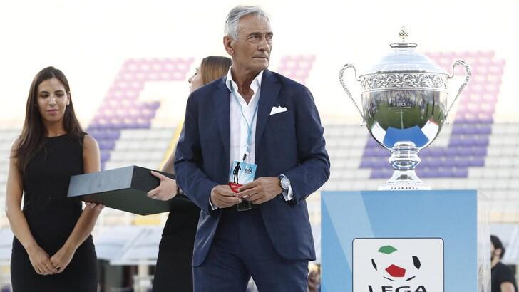 Serie C, Gravina: «A Pescara la fase finale 2017-18»