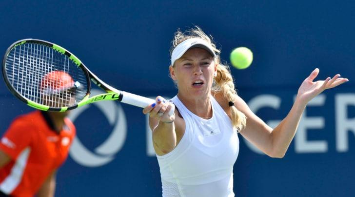 Tennis, Toronto: Wozniacki elimina Pliskova sotto la pioggia