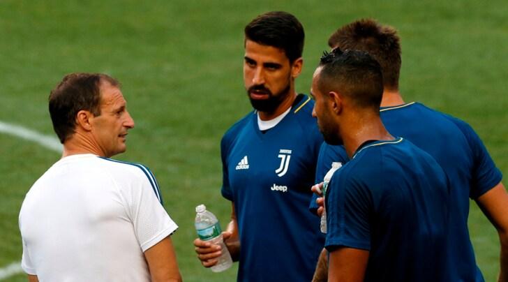 Juventus, i convocati per la Supercoppa contro la Lazio