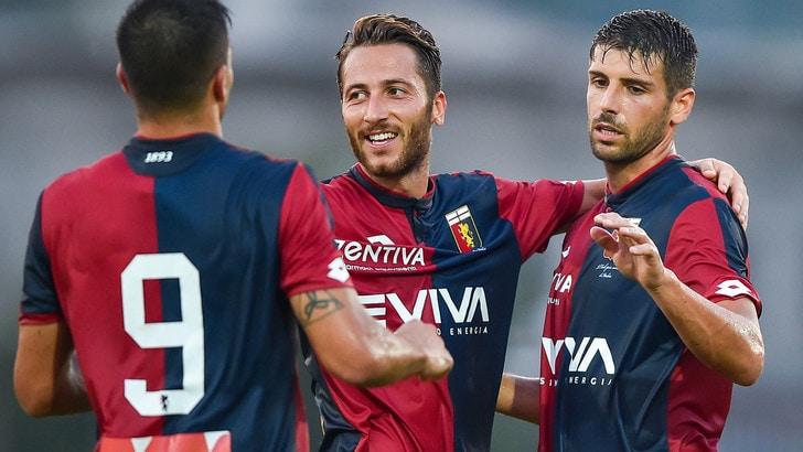 Serie A Genoa, i numeri di maglia: la 10 a Lapadula