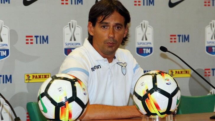 Juventus-Lazio, Inzaghi: «Partiamo sfavoriti ma non si sa mai...»