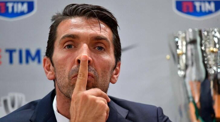 Buffon: «La difesa senza Bonucci? Nulla da invidiare a nessuno»