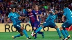 Supercoppa di Spagna, Barcellona-Real Madrid 1-3: gol e rosso per Ronaldo
