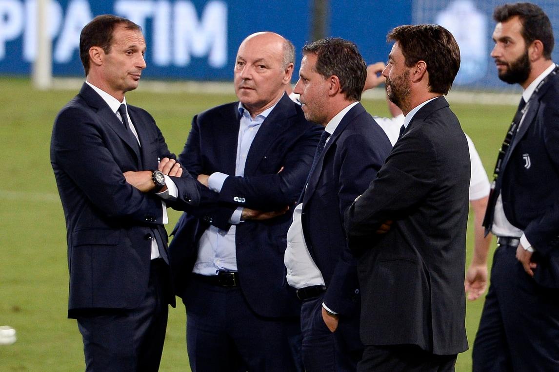 Juventus, acquisti e cessioni: è ancora la squadra da battere