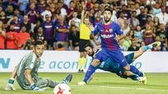 SuperCoppa di Spagna, il Barça costretto a vincere: lo 0-3 vale 28,00