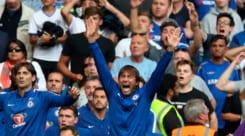 Premier: Conte nel mirino dei bookie, l'addio al Chelsea a 2,62