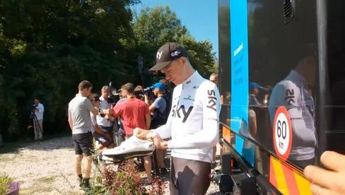 """Froome: """"Ho un conto in sospeso con la Vuelta"""""""