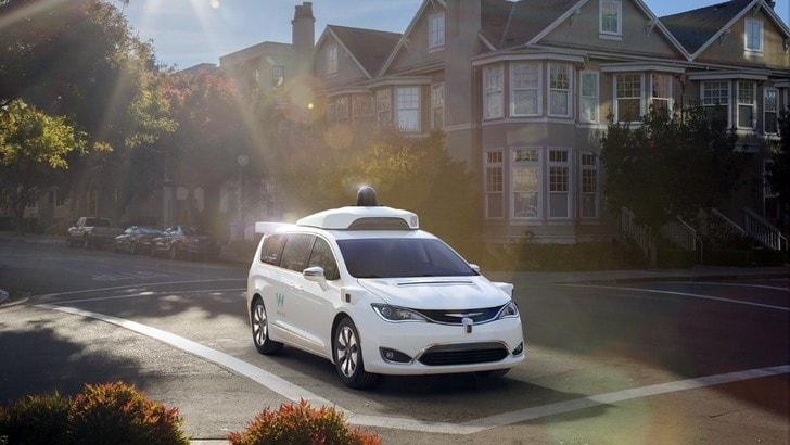 Guida autonoma, FCA si unisce a BMW, Intel e Mobileye
