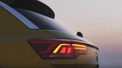 Volkswagen T-Roc, il Suv compatto si svela