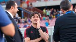 Montella: «Kalinic mi piace, funzionale per il Milan»
