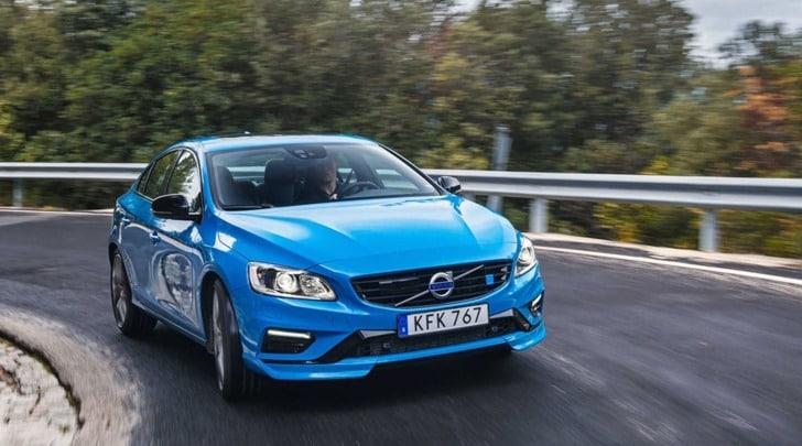 Volvo S60 Polestar, sfida alla sportive tedesche: la prova