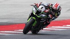 SBK Kawasaki, Rea: «Voglio vincere le due gare»