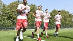 Basket, nasce la nuova EA7: il primo allenamento