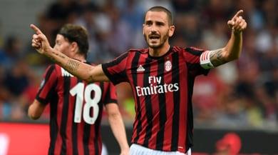 Bonucci si è già preso il Milan:«E ora la Juventus ci teme»