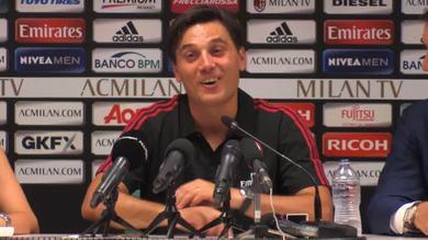 """Montella: """"Quanto hanno speso Juve, City e Utd?"""""""