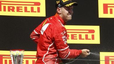F1 Red Bull, Marko: «Vetter vincerà il mondiale»