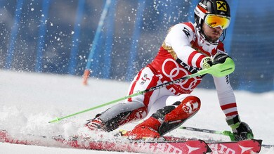 Sci; frattura per Hirscher: stagione olimpica a rischio