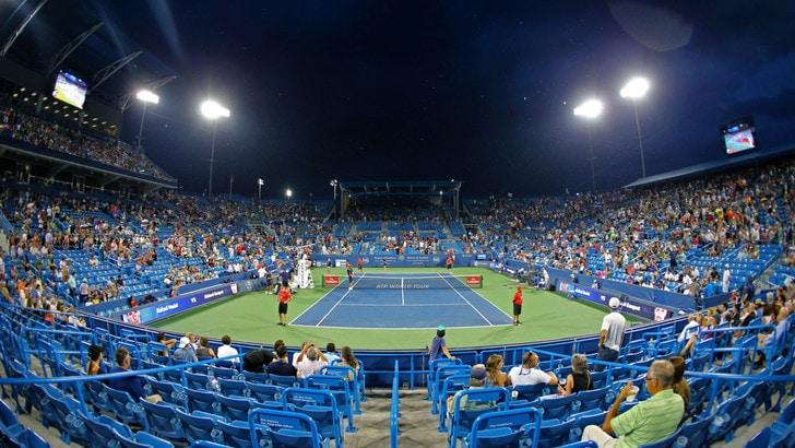 Troppa pioggia a Cincinnati: rinviato il match di Nadal